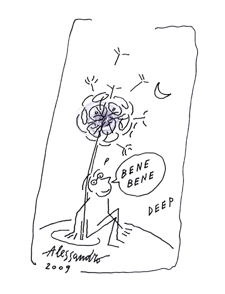 00_deepdesign_tecnodelta_dandelion_sketch_alessandro-mendini