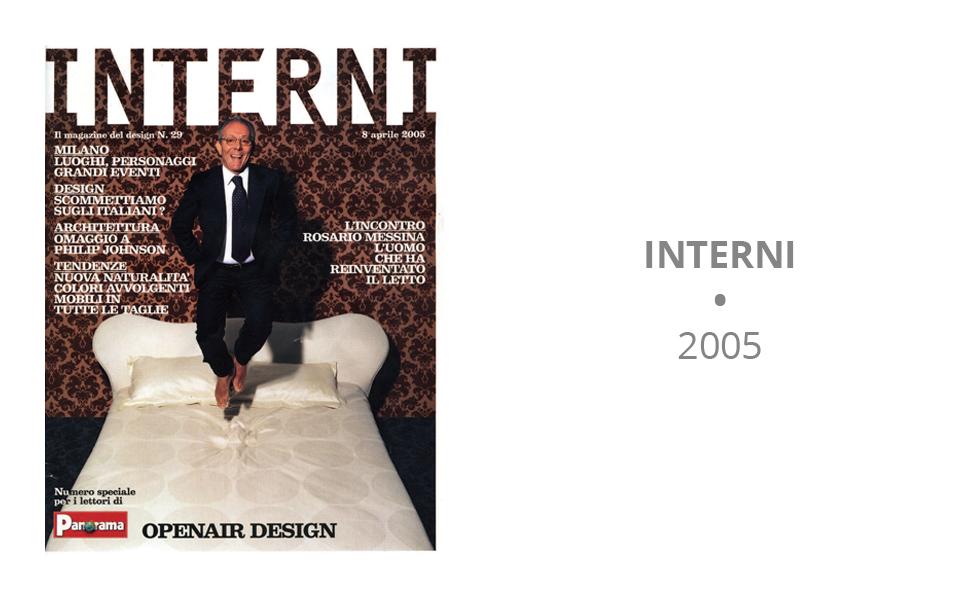 Interni - 2005