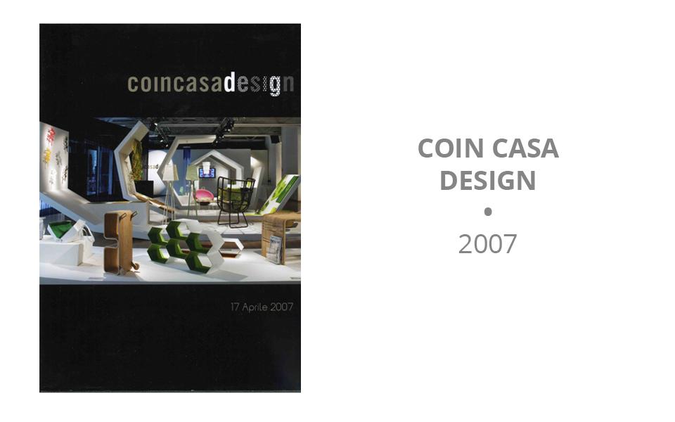 Coin casa design - 2007