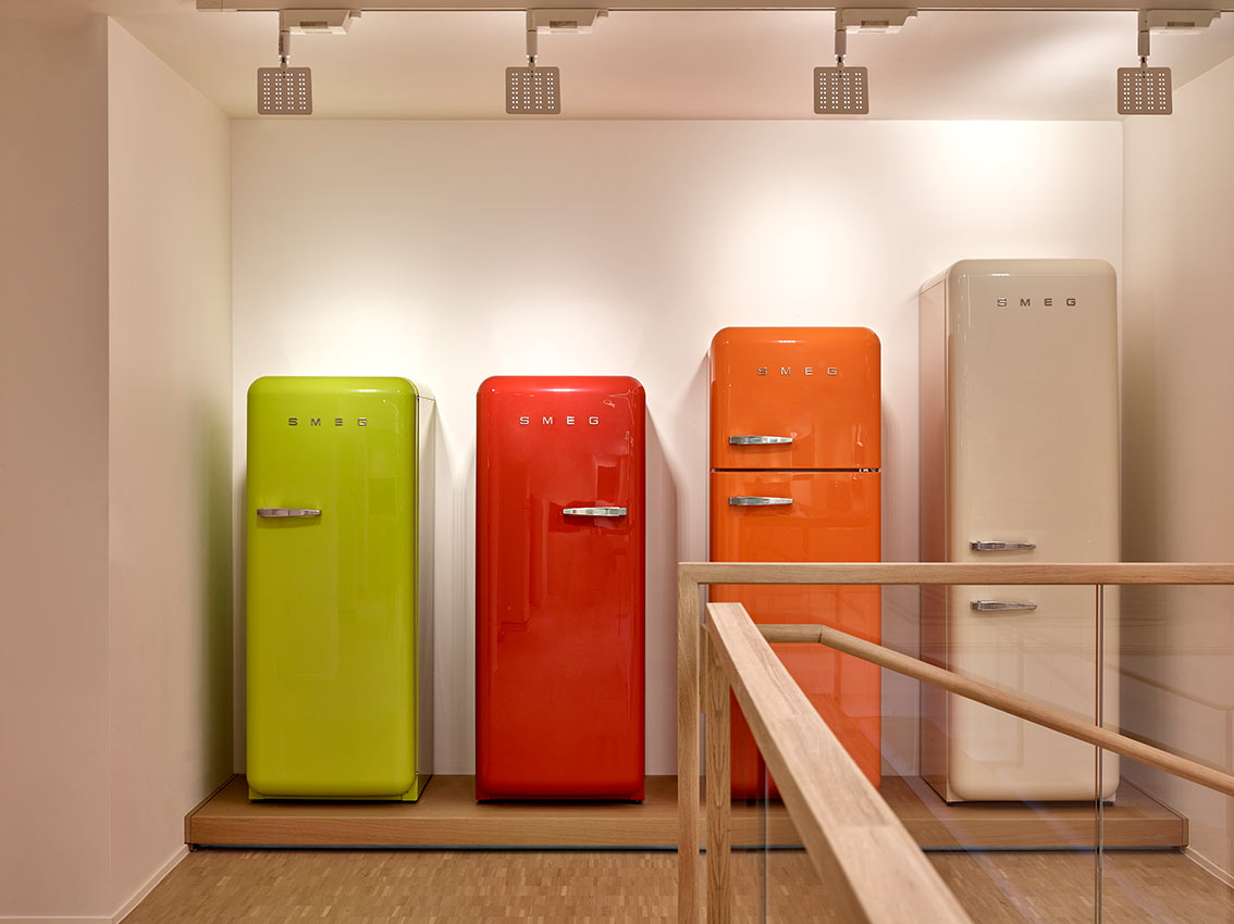 Smeg london store deepdesign